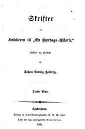 """Skrifter af forfatteren til """"En hverdags-historie"""": Bind 3–4"""