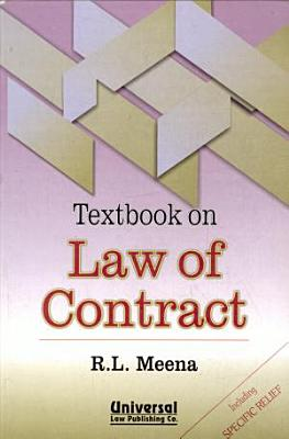 Texbook On Contract Law Including Specific Relief PDF