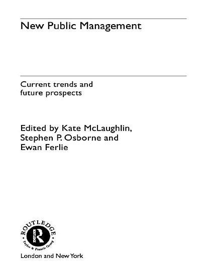 New Public Management PDF