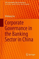 Corporate Governance in the Banking Sector in China PDF