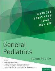 General Pediatrics Board Review PDF
