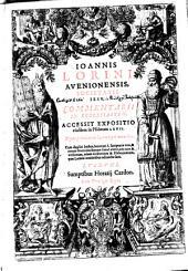 Commentarii in Ecclesiasten