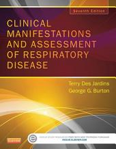 Clinical Manifestations & Assessment of Respiratory Disease: Edition 7