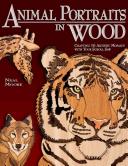 Animal Portraits in Wood