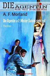 Die Agentin #7: Mister Salvas sieht rot