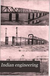 Indian Engineering: Volume 30