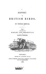 History and description of land birds