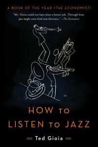 How to Listen to Jazz Book