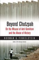 Beyond Chutzpah PDF