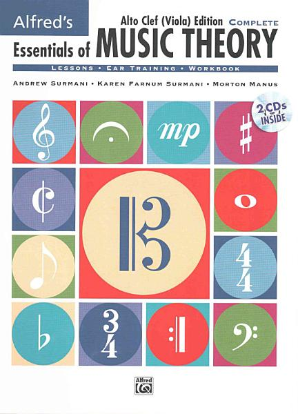 Essentials of Music Theory, Complete Alto Clef Viola Edition