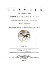 Travels to discover the Source of the Nile, in the years 1768, 1769, 1770, 1771, 1772, and 1773: in five Volumes
