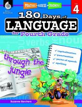 180 Days of Language for Fourth Grade: Practice, Assess, Diagnose