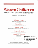 Western Civilization  From the 1600s PDF