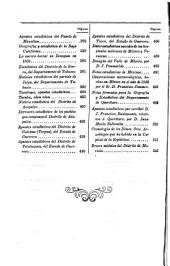 Boletin de la Sociedad de Geografia y Estadistica de la Republica Mexicana: Volumen 7