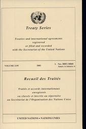 United Nations Treaty Series 2195 ,2002 Annex A