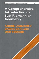 A Comprehensive Introduction to Sub Riemannian Geometry PDF