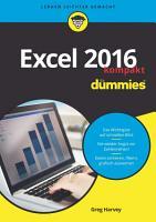 Excel 2016 f  r Dummies kompakt PDF