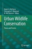 Urban Wildlife Conservation PDF