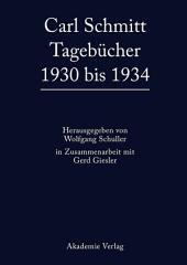 1930 bis 1934