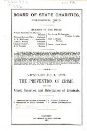 The Prison Question: Progress for Twenty Years, 1873-1893. Report of the Committee on Prisons