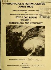 Meteorology and hydrology PDF