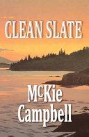 Clean Slate Book