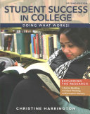 Student Success in College   Lms Integrated for Mindtap College Success