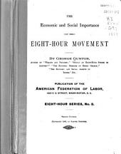 The Economic and Social Importance of the Eight-hour Movement