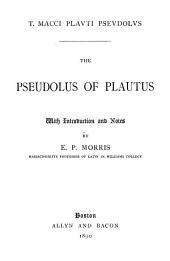Pseudolus of Plautus