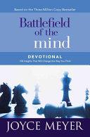 Battlefield of the Mind Devotional Book