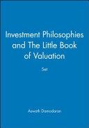 Investment Philosophies   Lb Set PDF