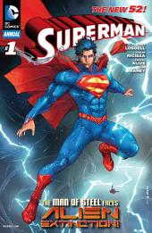 Superman Annual (2012-) #1