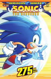 Sonic the Hedgehog #275