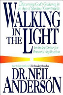 Walking in the Light Book