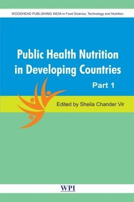 Public Health Nutrition in Developing Countries PDF
