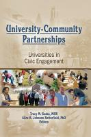 University Community Partnerships PDF