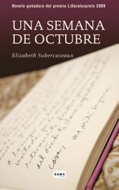 Una semana de octubre