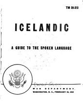 Icelandic: a guide to the spoken language