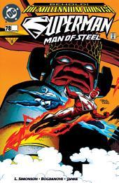 Superman: The Man of Steel (1991-) #78