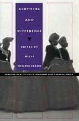 Clothing and Difference PDF