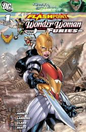 Flashpoint: Wonder Woman and the Furies (2011-) #1
