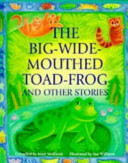 The Big wide mouthed Toad Frog