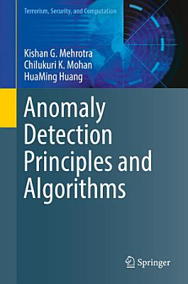 Anomaly Detection Principles and Algorithms PDF
