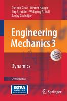 Engineering Mechanics 3 PDF