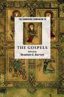The Cambridge Companion to the Gospels PDF
