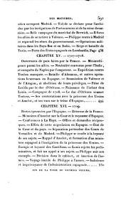 L' Espagne sous les Rois de la maison de Bourbon ou memoires relatifs à l'histoire de cette nation: Volume1