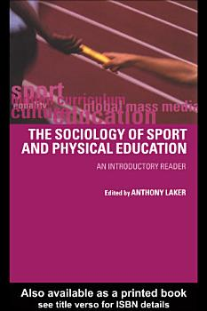 Sociology of Sport and Physical Education PDF