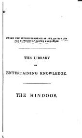 The Hindoos: Volume 1