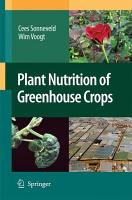 Plant Nutrition of Greenhouse Crops PDF