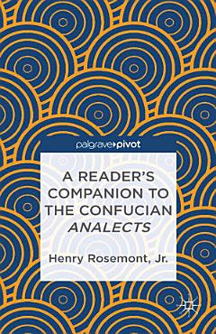 A Reader   s Companion to the Confucian Analects PDF
